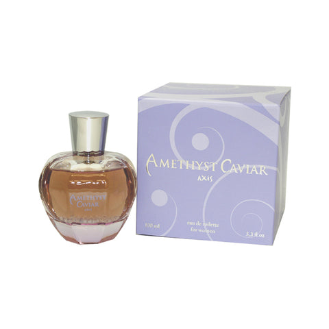 AAC33 - Axis Amethyst Caviar Eau De Toilette for Women - Spray - 3.3 oz / 100 ml