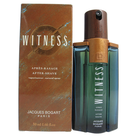 WI75M - Witness Aftershave for Men - 1.66 oz / 50 ml