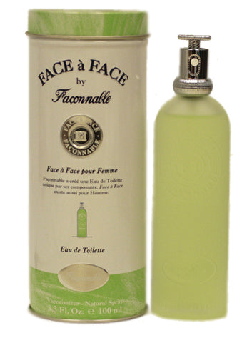 FA39 - Face A Face Eau De Toilette for Women - Spray - 3.3 oz / 100 ml