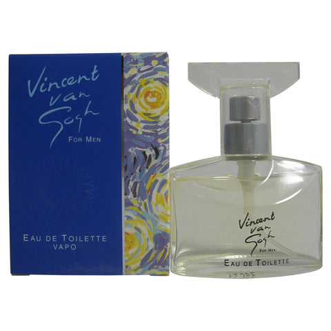 VAN3M - Vincent Van Gogh Eau De Toilette for Men - Spray - 1 oz / 30 ml