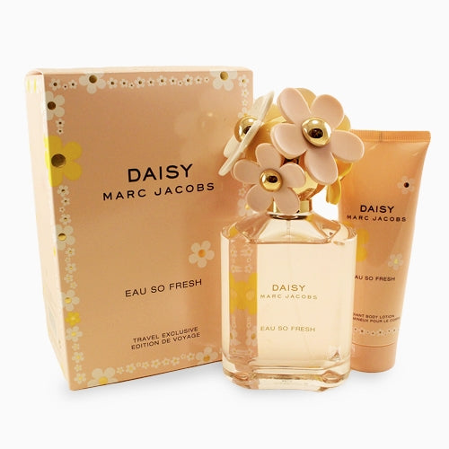Daisy Eau So Fresh Perfume 2 Pc Gift Set 99perfumecom