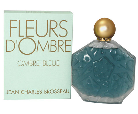 OMB36 - Fleurs D' Ombre Bleue Eau De Toilette for Women - Spray - 3.4 oz / 100 ml