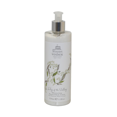 LIL85 - Lily Of The Valley. Body Lotion for Women - 11.8 oz / 350 ml