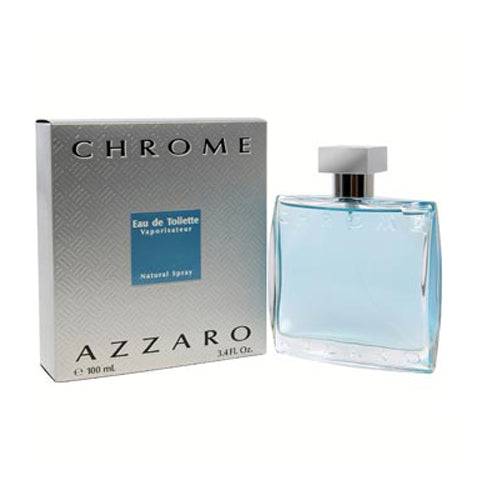CH99M - Chrome Eau De Toilette for Men - 3.4 oz / 100 ml Spray