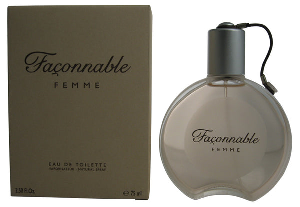 FA322 - Faconnable Femme Eau De Toilette for Women - Spray - 2.5 oz / 75 ml