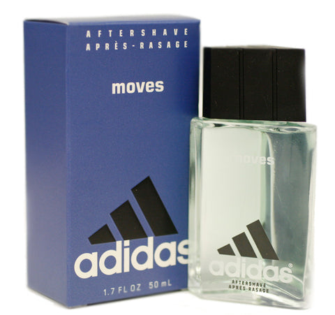 ADD34M - Adidas Moves Aftershave for Men - 1.7 oz / 50 ml