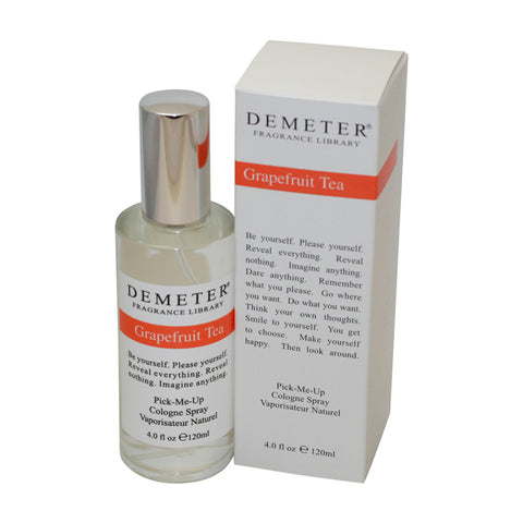DEM18W-P - Grapefruit Tea Cologne for Women - 4 oz / 120 ml Spray