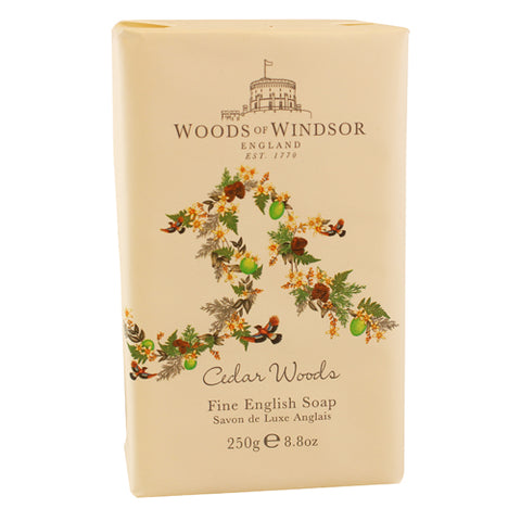 CW88 - Cedar Woods Soap for Women - 8.8 oz / 250 ml