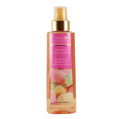 MM12 - Calgon Marshmallow Body Mist for Women - 8 oz / 236 ml