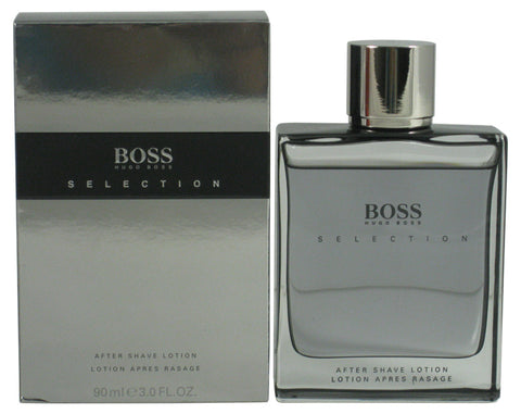 BOS5M - Boss Selection Aftershave for Men - 3 oz / 90 ml