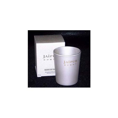 JA313M - BOUCHERON Jaipur Homme Perfumed Candle for Men | 1.67 oz / 50 g