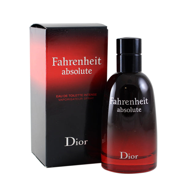 FAH40M - Fahrenheit Absolute Eau De Toilette for Men - Spray - 1.7 oz / 50 ml