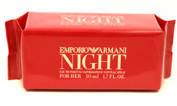 EMN25 - Emporio Armani Night Eau De Parfum for Women - Spray - 1.7 oz / 50 ml