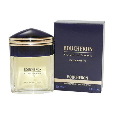 BO43M - Boucheron Eau De Toilette for Men - 1.7 oz / 50 ml Spray