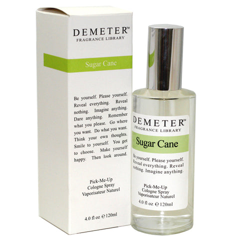DEM35W-P - Sugar Cane Cologne for Women - 4 oz / 120 ml Spray