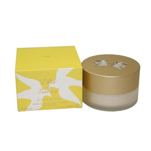 LAA37 - L'air Du Temps Body Cream for Women - 6.6 oz / 200 ml