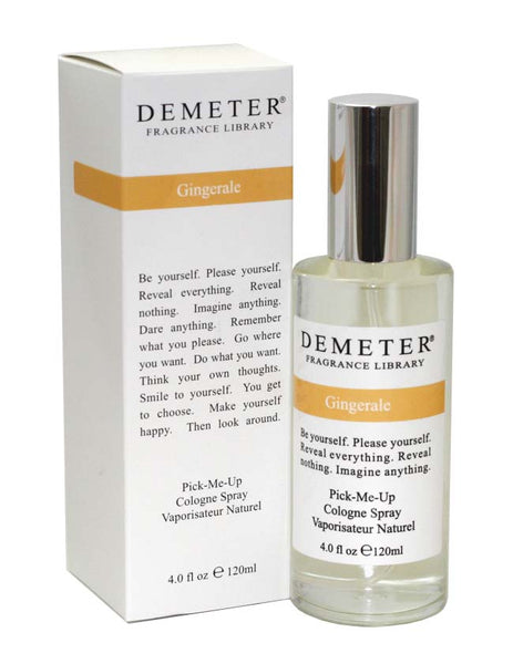 DEM16W-P - Gingerale Cologne for Women - 4 oz / 120 ml Spray