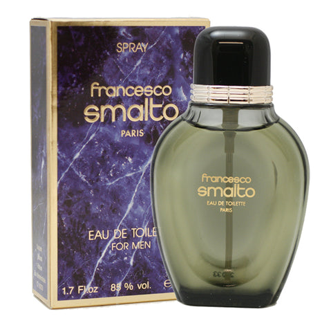 FR21M - Francesco Smalto Eau De Toilette for Men - Spray - 1.7 oz / 50 ml