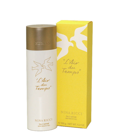 LAA52 - L'air Du Temps Talc for Women - 5.2 oz / 156 g