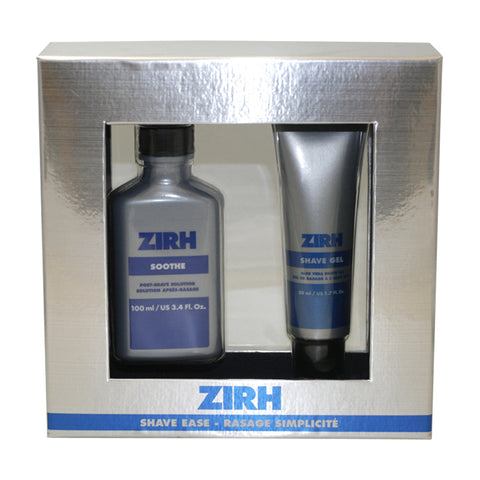 ZIR56M - Zirh Shave Ease 2 Pc. Gift Set for Men