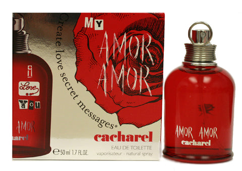 MYAMO12 - My Amor Amor Eau De Toilette for Women - 1.7 oz / 50 ml Spray