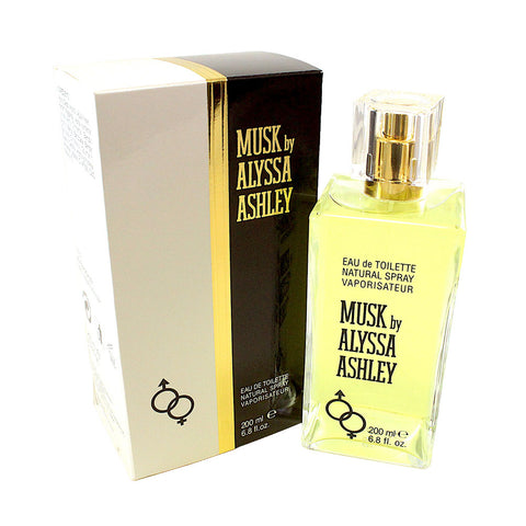 AL72 - Alyssa Ashley Musk Eau De Toilette for Women - Spray - 6.8 oz / 200 ml