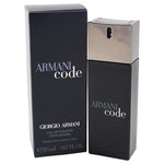 BLA83M - Giorgio Armani Armani Code Eau De Toilette for Men | 0.67 oz / 20 ml - Spray