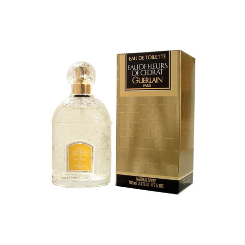 RDEC12 - Eau De Fleurs De Cedrat Eau De Toilette for Men - Spray - 3.4 oz / 100 ml