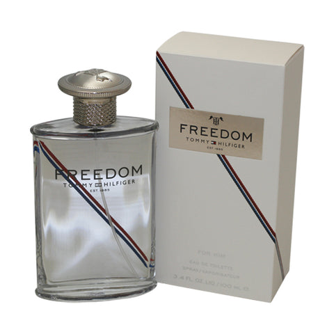 FR313M - Freedom Eau De Toilette for Men - 3.4 oz / 100 ml Spray