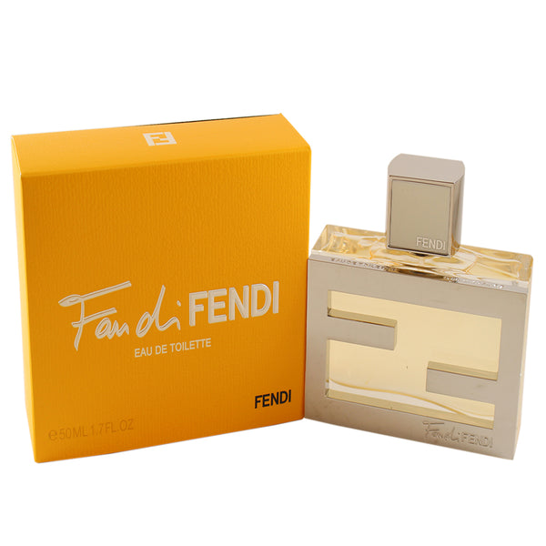 FAN21 - Fan Di Fendi Eau De Toilette for Women - 1.7 oz / 50 ml Spray