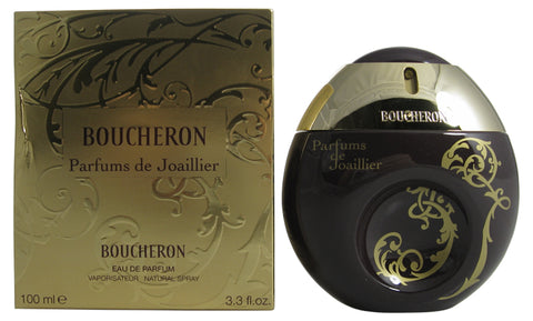 BPJ12 - Boucheron Parfums De Joaillier Eau De Parfum for Women - Spray - 3.3 oz / 100 ml
