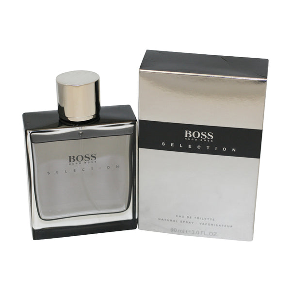 BOS13M - Boss Selection Eau De Toilette for Men - 3 oz / 90 ml Spray