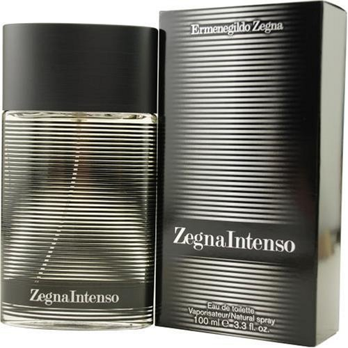 ESC17 - Zegna Intenso Eau De Toilette for Men - 3.3 oz / 100 ml Spray