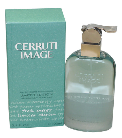 CIF34M - Cerruti Image Fresh Energy Eau De Toilette for Men - Spray - 3.4 oz / 100 ml - Limitied Edition
