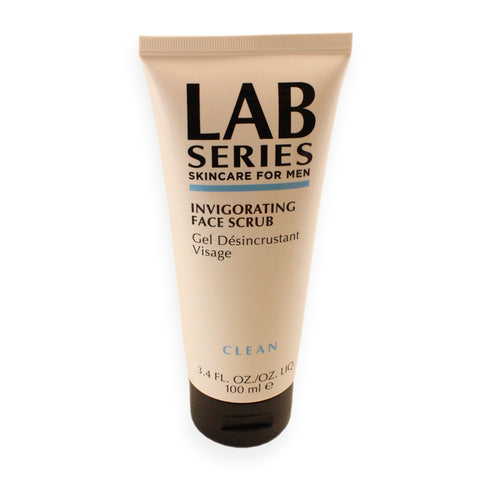 LAB09M - Lab Series Scrub for Men - 3.4 oz / 100 ml