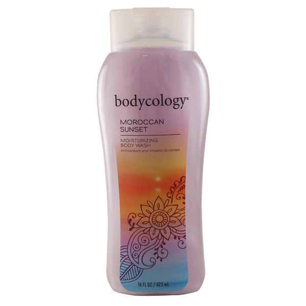 BMS16 - Moroccan Sunset Body Wash for Women - 16 oz / 473 g