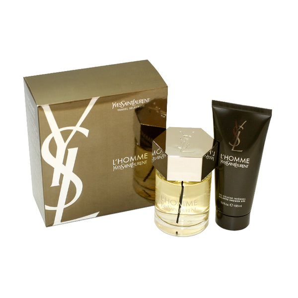 LHO18M - L'Homme Yves Saint Laurent 2 Pc. Gift Set for Men
