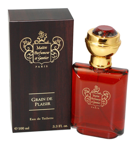 MAIT24M - Grain De Plaisir Eau De Toilette for Men - 3.3 oz / 100 ml Spray