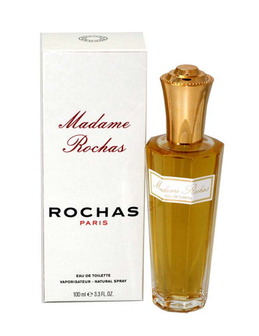 MA17 - Madame Rochas Eau De Toilette for Women - 3.4 oz / 100 ml Spray