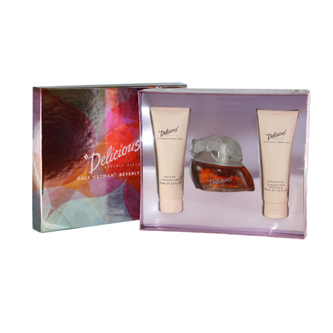 DE77 - Delicious 3 Pc. Gift Set for Women