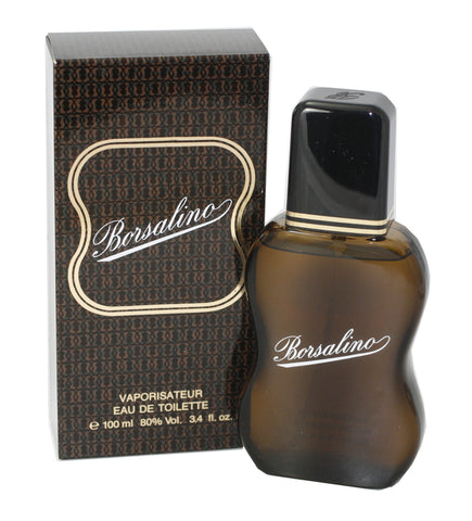 BO32M - Borsalino Eau De Toilette for Men - Spray - 3.4 oz / 100 ml