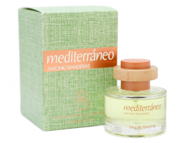 MED32 - Mediterraneo Eau De Toilette for Men - Spray - 1.7 oz / 50 ml