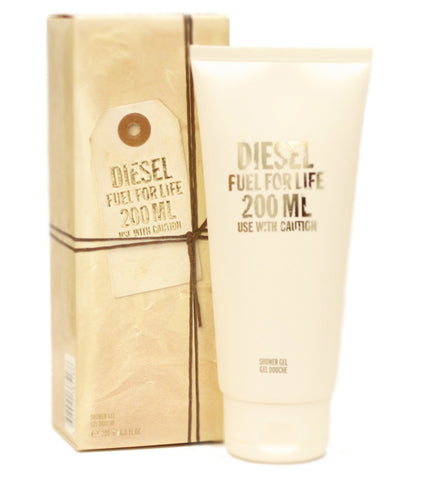 DIF27 - Diesel Fuel For Life Shower Gel for Women - 6.8 oz / 200 ml