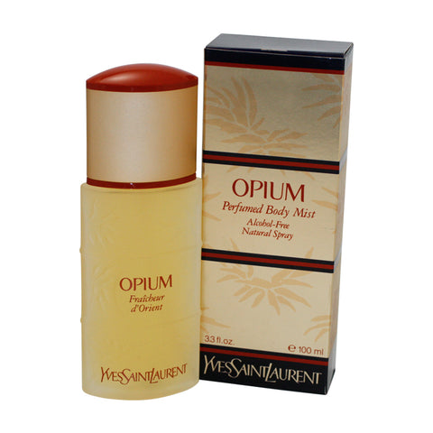 OP70 - Opium Fraicheur D'Orient Perfumed Body Mist for Women - 3.3 oz / 100 ml - Alcohol Free