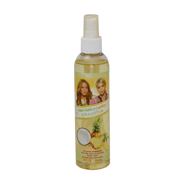 MARY35 - Mary-Kate & Ashley Smoothie Coconut Pineapple Body Mist for Women - 2 Pack - 8 oz / 240 g