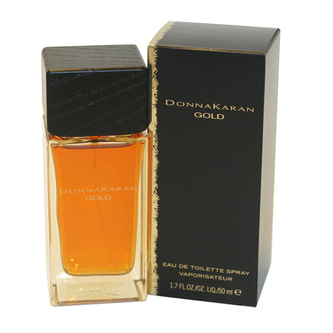 DK620 - Donna Karan Gold Eau De Toilette for Women - Spray - 1.7 oz / 50 ml