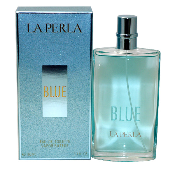 LAB04 - La Perla Blue Eau De Toilette for Women - Spray - 3.3 oz / 100 ml