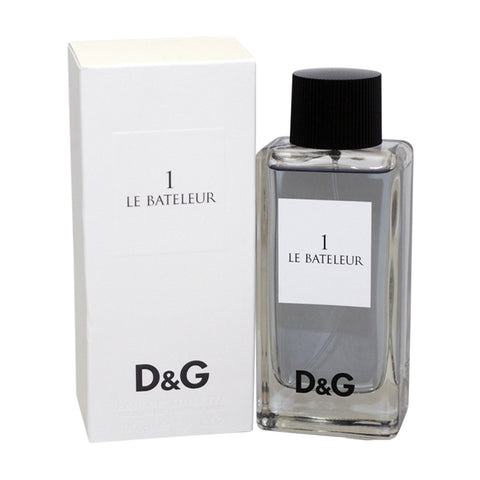 DOLB15 - D & G 1 Le Bateleur Eau De Toilette for Men - 3.3 oz / 100 ml Spray