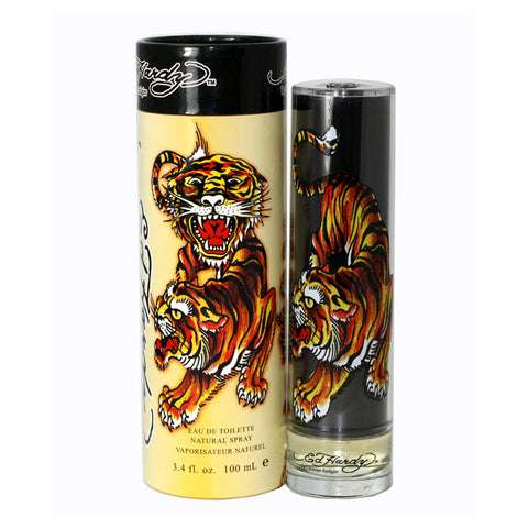 EDH13M - Ed Hardy Eau De Toilette for Men - 3.4 oz / 100 ml Spray