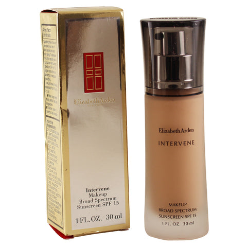 BS07 - Elizabeth Arden Intervene Foundation for Women - Soft Beige 07 - 1 oz / 30 ml